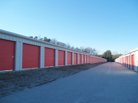 Self-Storage – Greenwood, SC