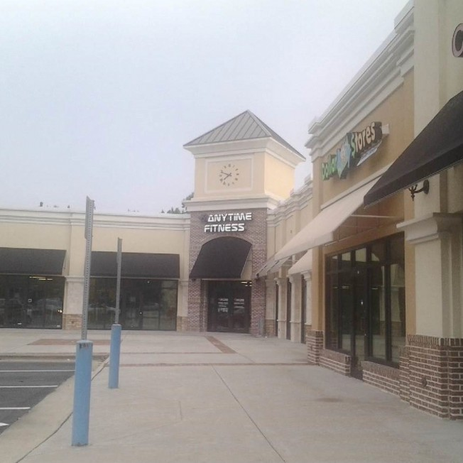 Shopping Center – Savannah, GA