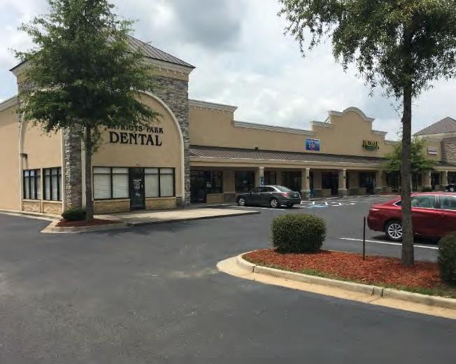 Shopping Center – Grovetown, GA