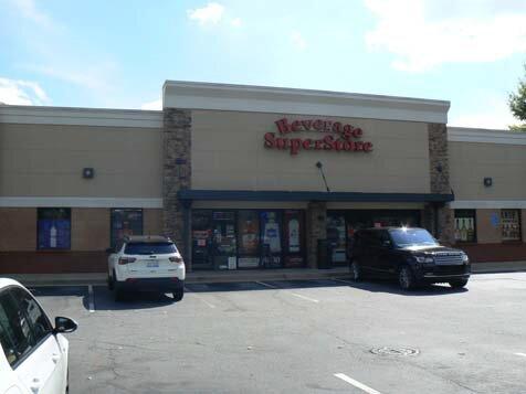 Liquor Store – Suwanee, GA
