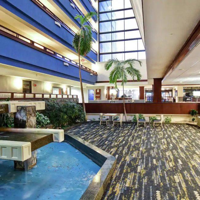 Hilton DoubleTree – Augusta, GA
